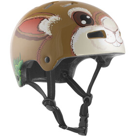 TSG Nipper Mini Graphic Design Helmet bunny